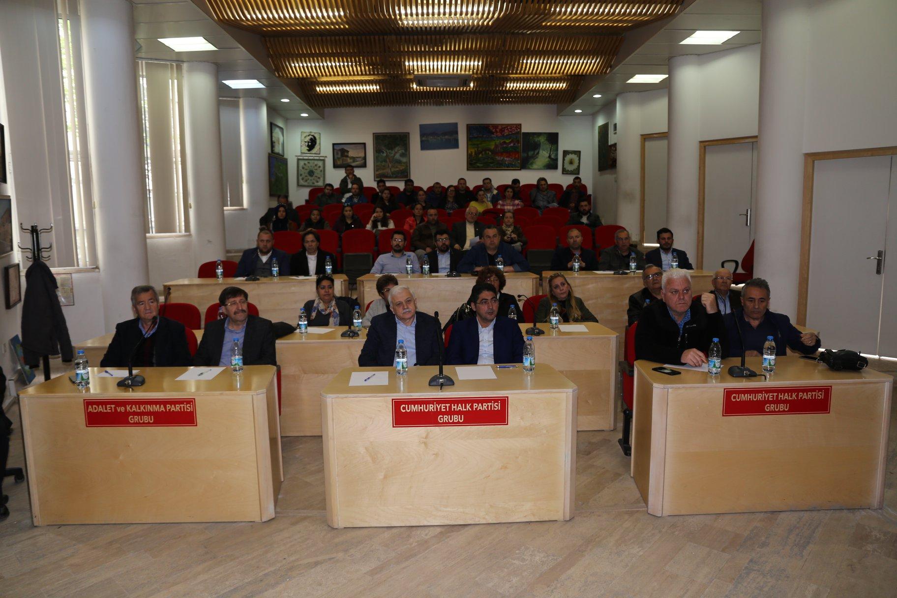 M.S.G.S.Ü Kuzey Ege Arkeoloji Araştırma ve Uygulama Merkezi'nin Paneli