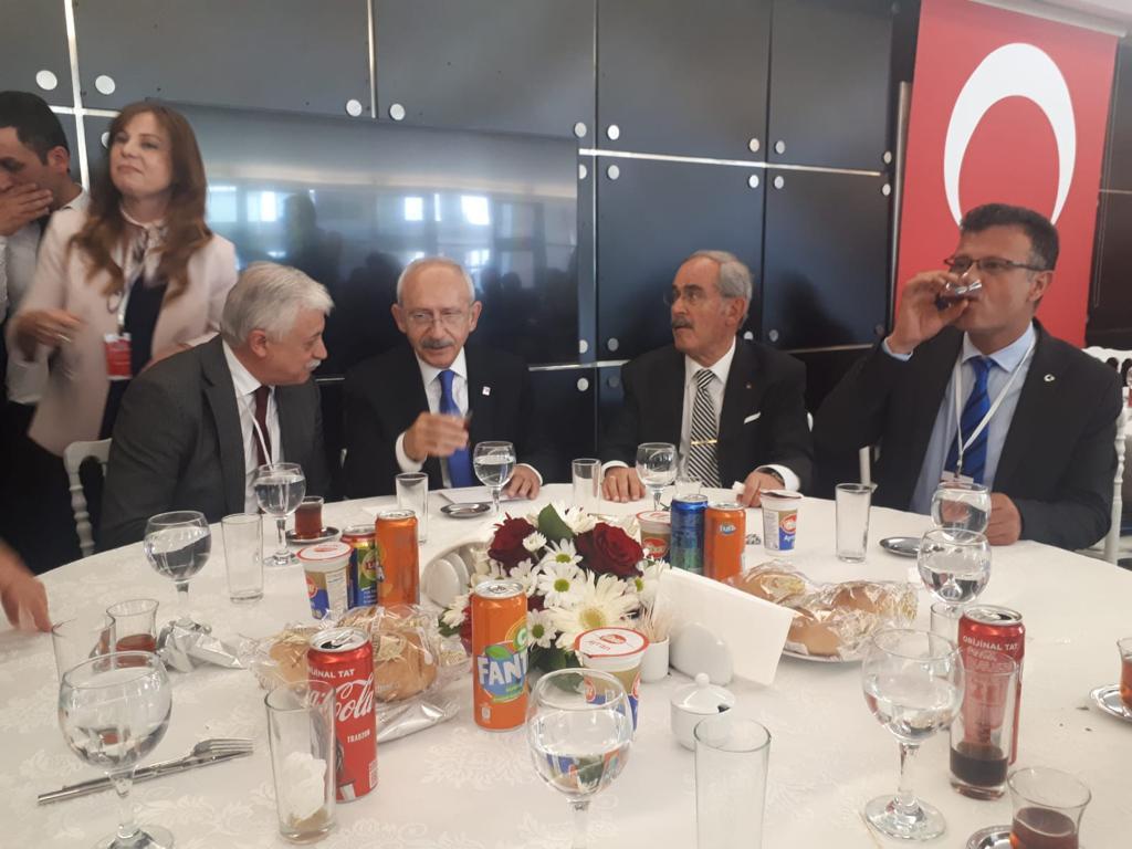 Belediye Başkanımız Ali Kemal DEVECİLER'İN Ankara  Başkanlar Toplantısı
