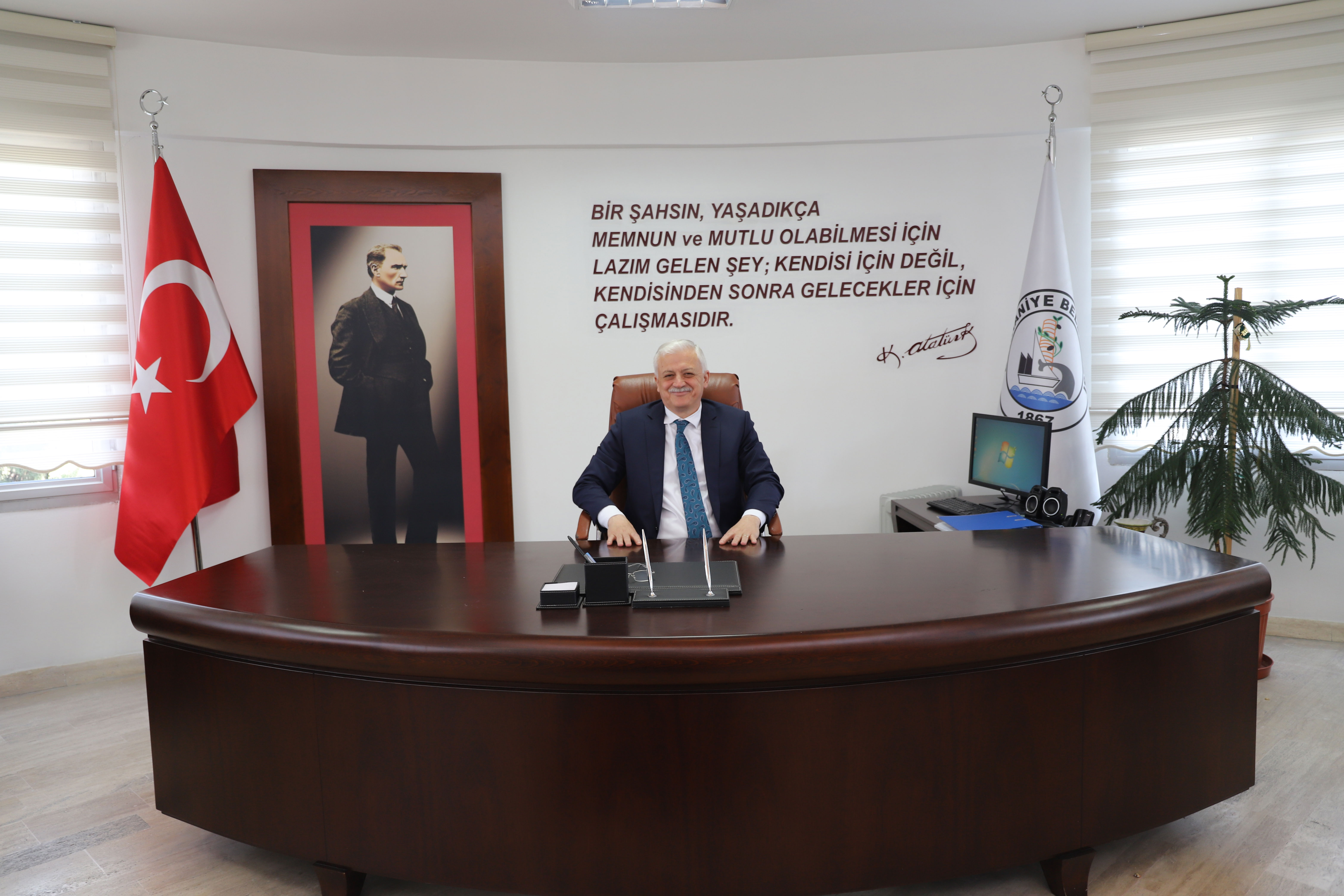 Belediye Başkanı Ali Kemal Deveciler in 1 Mayıs İşçi ve Emekçi Bayramı Mesajı