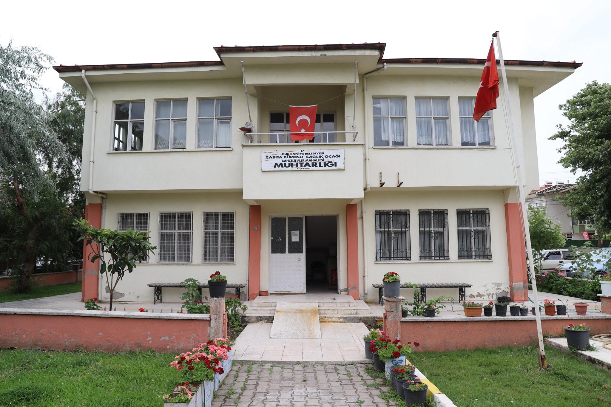 Burhaniye Belediyesi'nden Yeni Tahsilat Vezneleri Açıldı