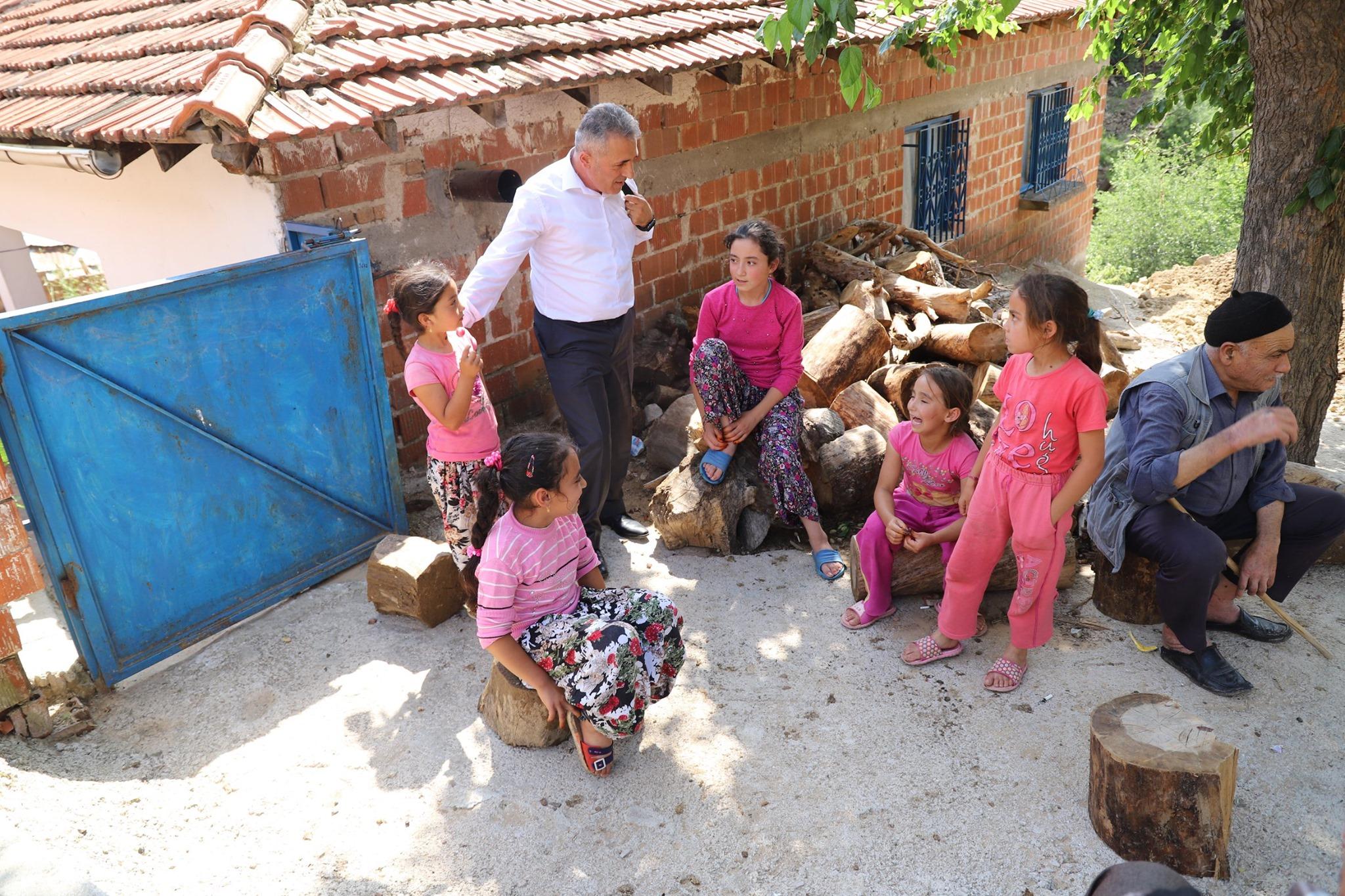 Burhaniye Belediyesi Halkın Yanında