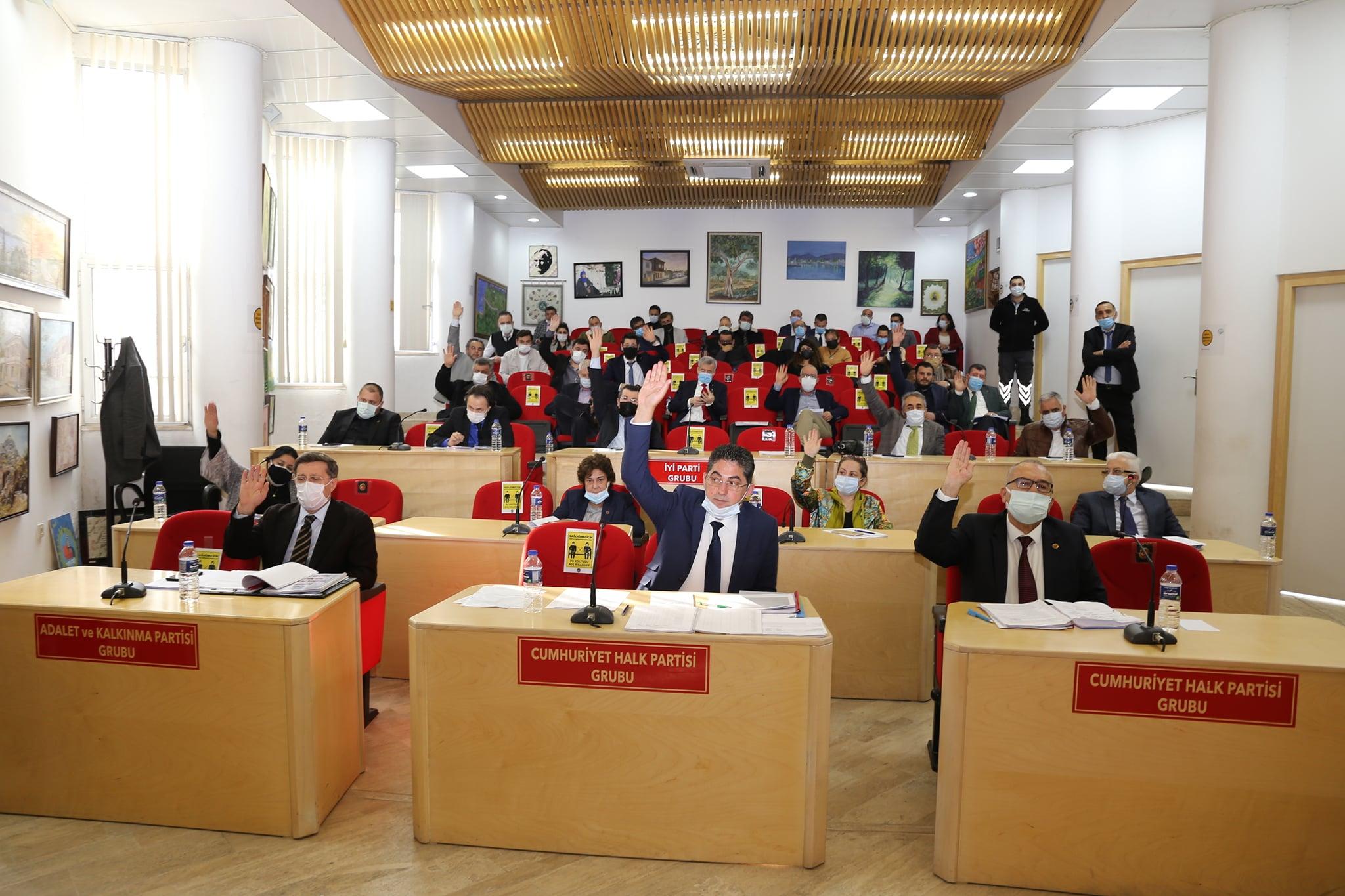 Burhaniye Belediyesi 2020 Faaliyet Raporu Onaylandı