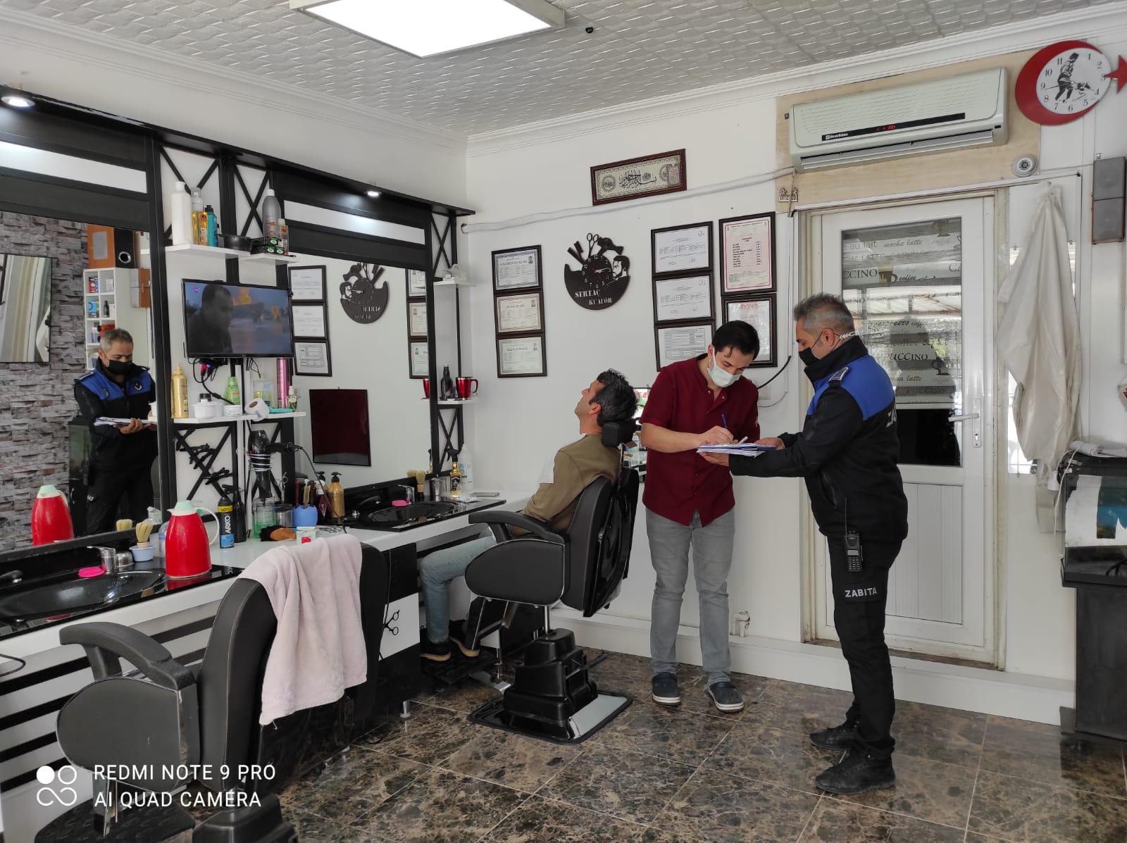 Burhaniye Belediyesi Mutasyonlu Virüs İçin Harekete Geçti