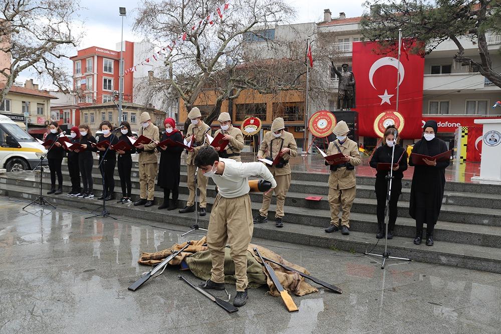 106 Yıllık Gurur Burhaniye'de Kutlandı