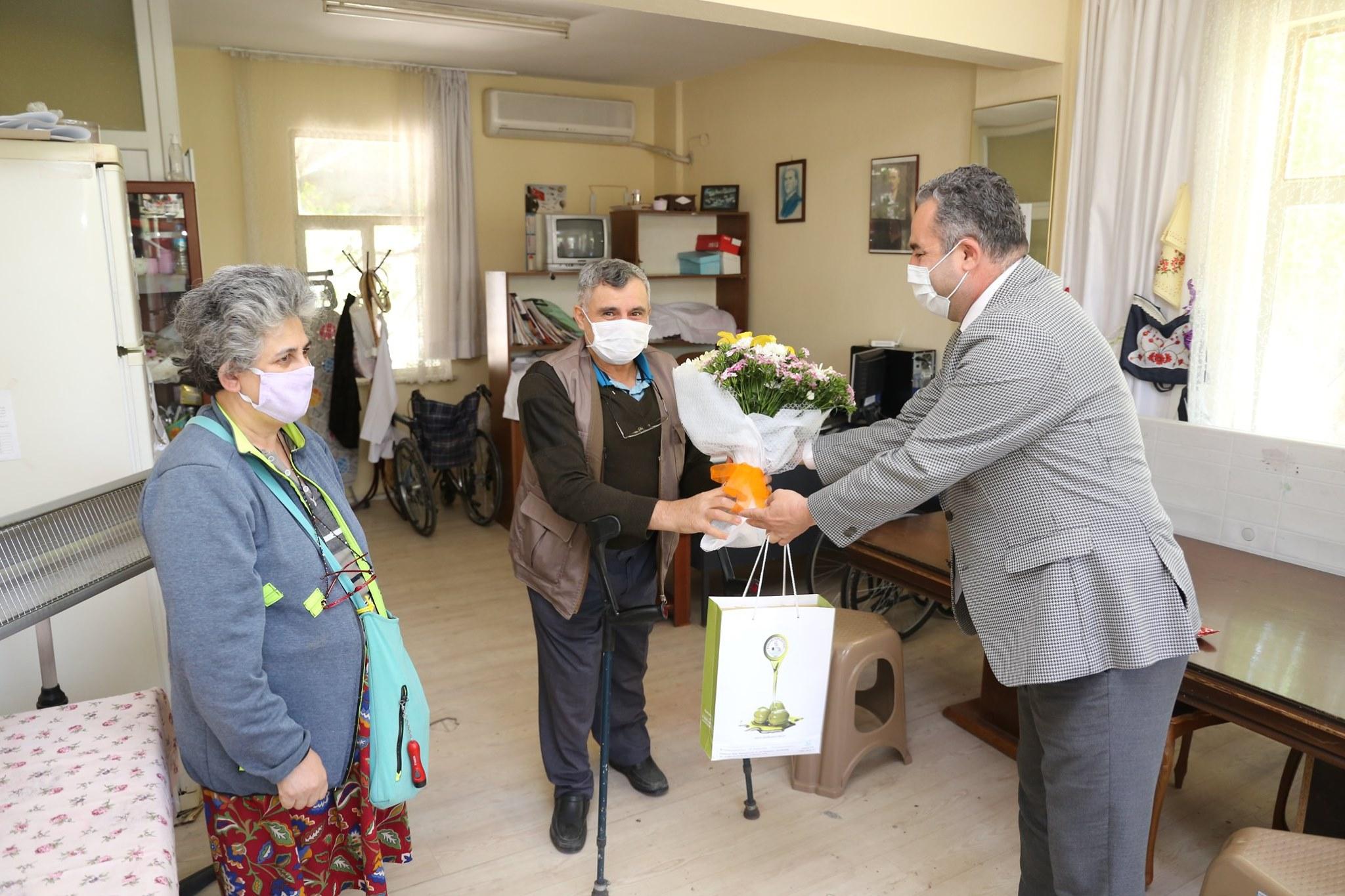 Engelliler Haftası'nda Engelli Dernekleri Ziyaret Edildi .