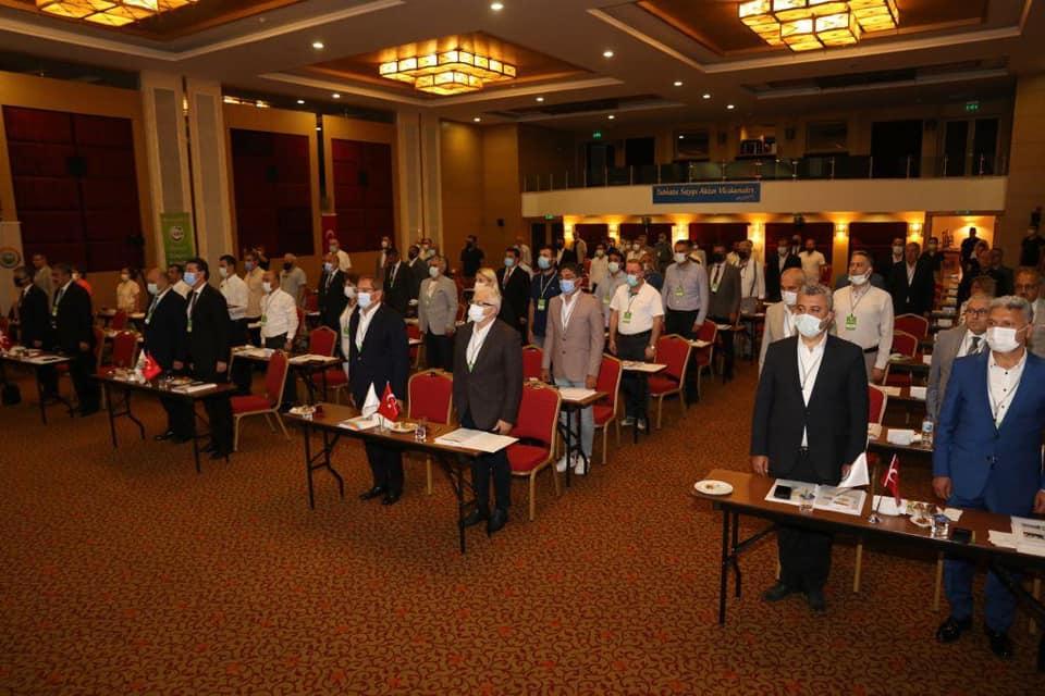 Ege Ve Marmara Çevre Belediyeler Birliği 2021 Yılı Birinci Olağan Meclis Toplantısı Gerçekleşti.