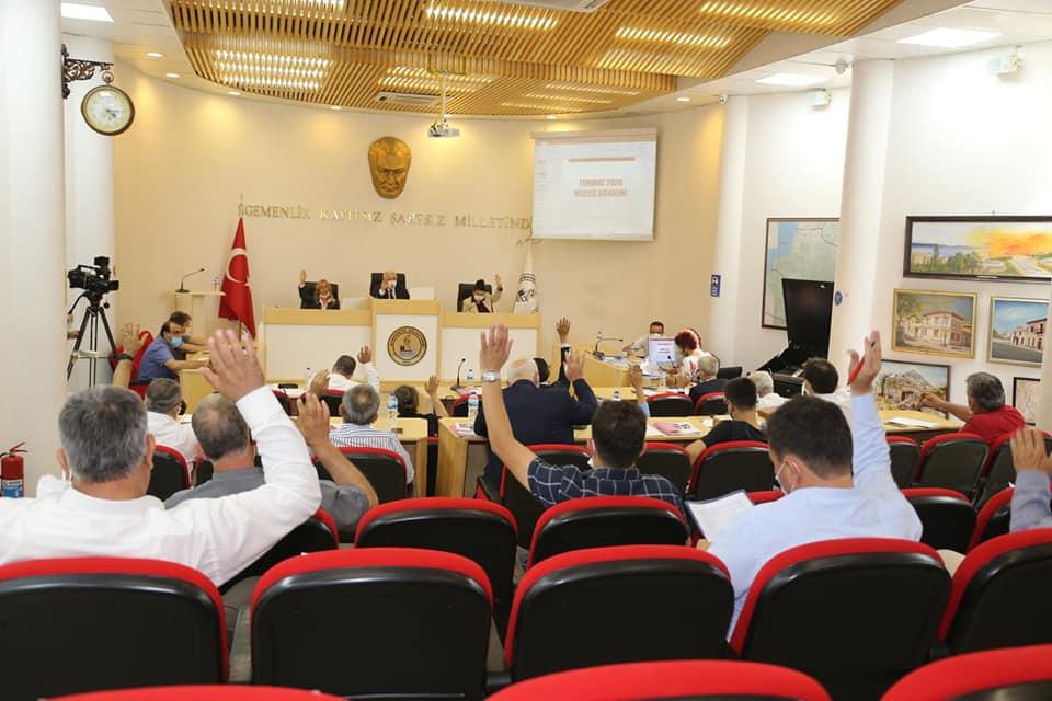 Burhaniye Belediyesi Faaliyet Raporu Onaylandı