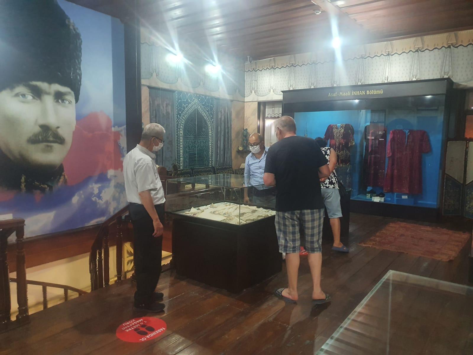 Burhaniye Müzesi Açıldı