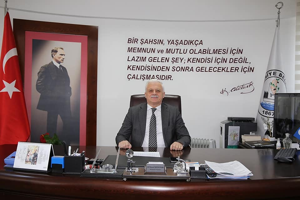 Burhaniye Belediyesi Türkiyede Bir İlki Başardı
