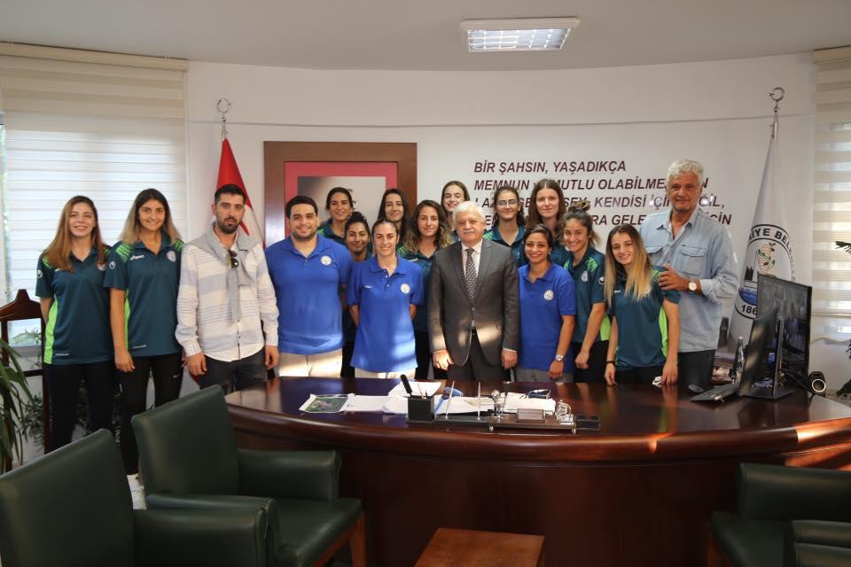 Burhaniyespor Bayan Basketbol Takımından Transfer Atağı