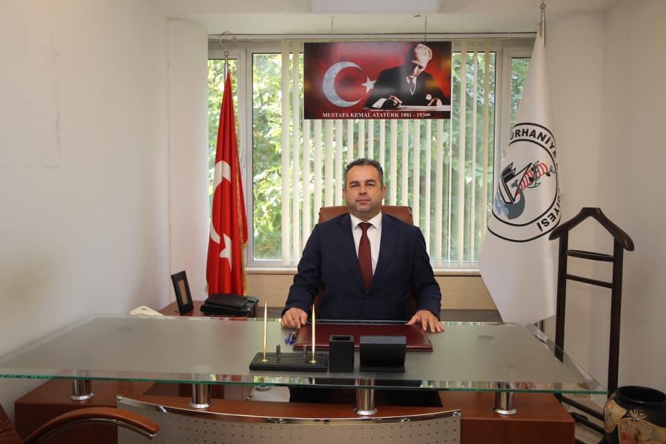 Burhaniye Belediye Başkan Yardımcılığına Murat Yazgan Getirildi
