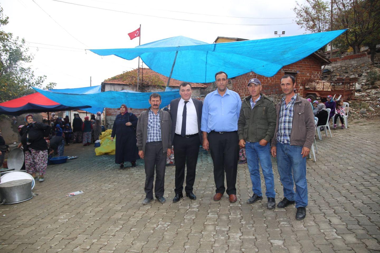 Kuyumcu Köyü Yağmur Hayrı Düzenledi