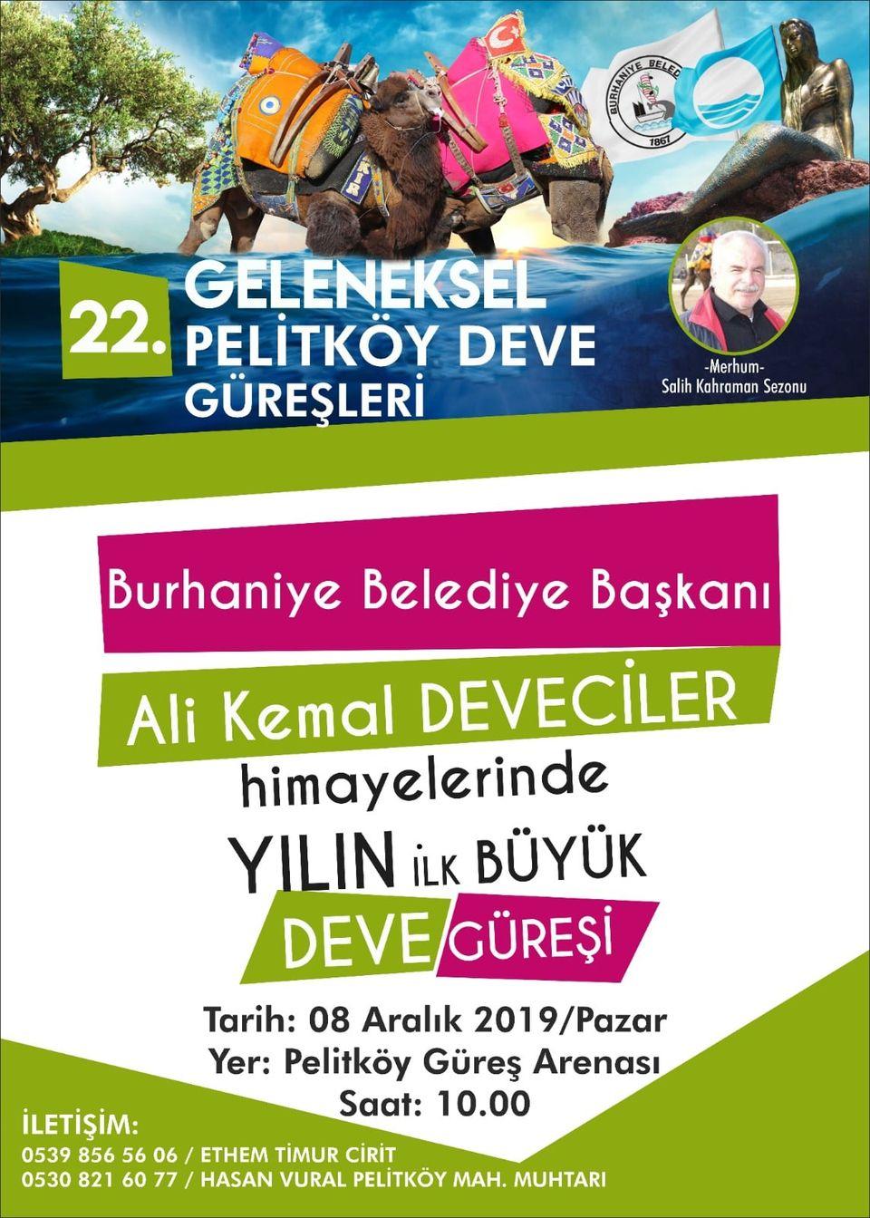 Develer Pelitköy Arenaya Çıkıyor