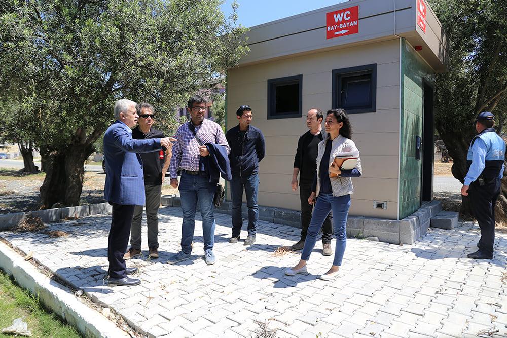 Pelitköy'e Yakışan Değişim