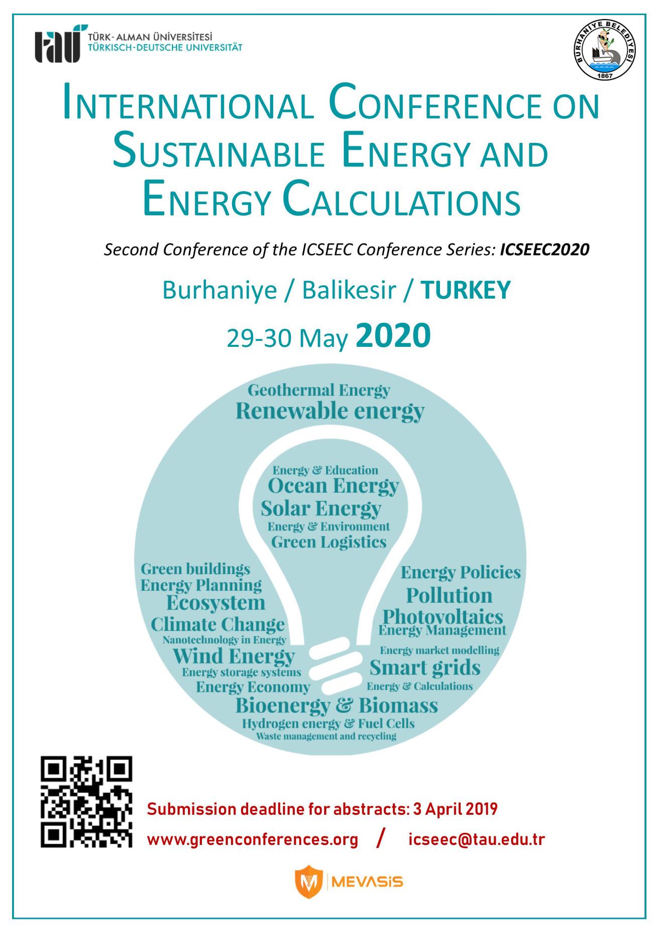 Burhaniye Uluslararası Enerji Konferansına Kapılarını Açıyor
