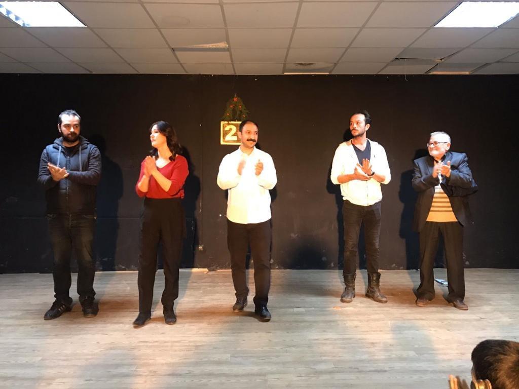 Burhaniye Kent Tiyatrosu 21 Yaşında