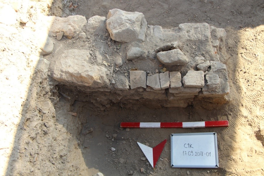 Kazı Alanları - A Bölgesi Liman Deposu