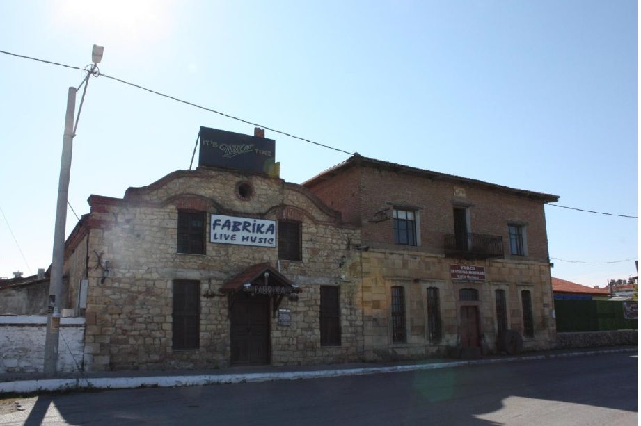 İskele Yağcı Zeytinyağ Fabrikası