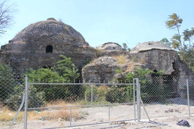 Tarihi Hamamlar - Pazarbaşı Hamamı