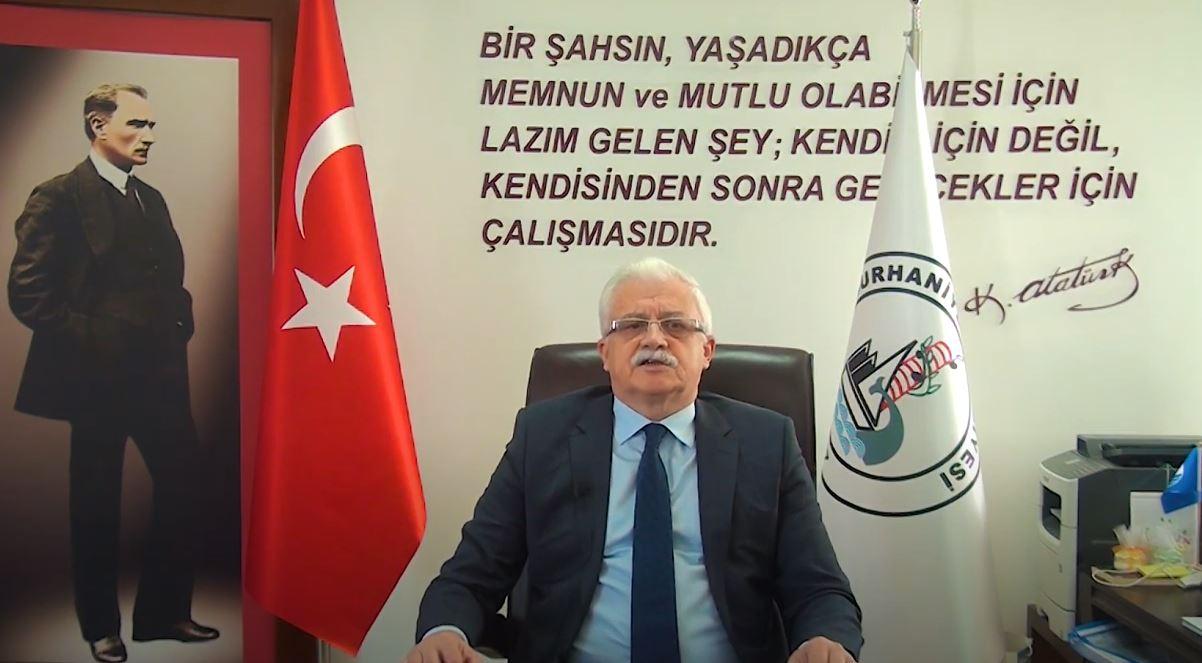 Belediye Başkanı Sayın Ali Kemal Deveciler'in 29 Ekim Kutlama Mesajı