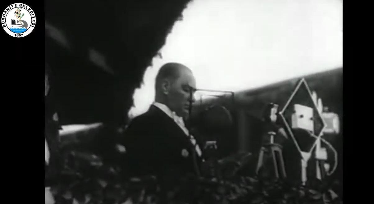 Mustafa Kemal Atatürk'ün 10'uncu Yıl Nutku