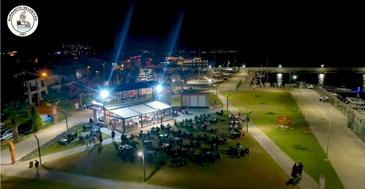 Burhaniye Belediyesi Port İskele Cafe&Bistro Film